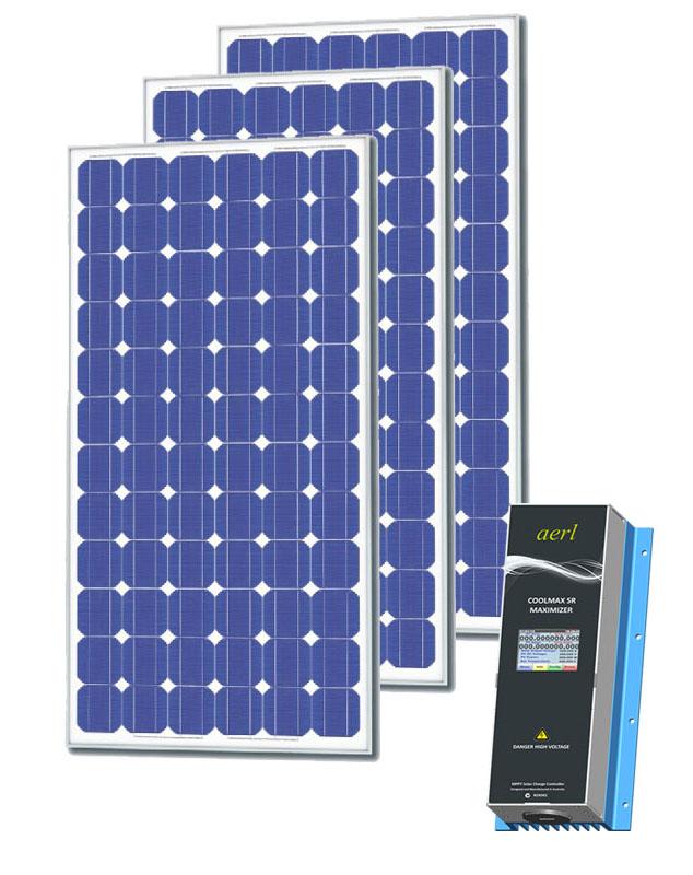 96V Electric Drive Solar Charging Kits - e RV