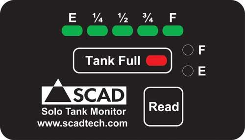 Tank Monitors E RV