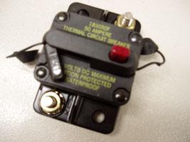 70 Amp Surface Mount Circuit Breaker