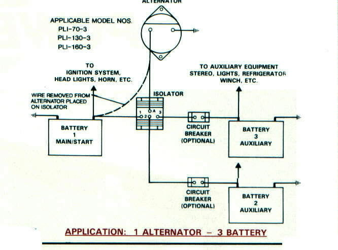 battery isolators e rv rh ervsolar com Dual Battery System Wiring Diagram Dual Battery Switch Wiring Diagram